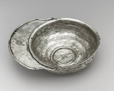 Drinking Bowl with Handle