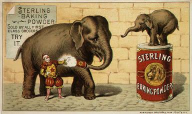 Sterling Baking Powder