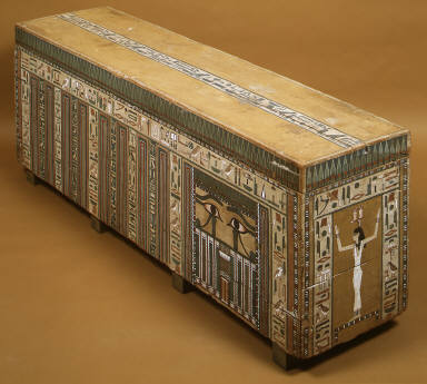 Coffin of Khnum-nakht