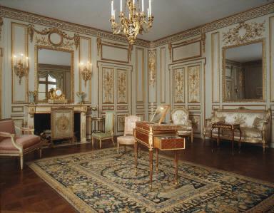 Boiserie From the Hôtel de Cabris