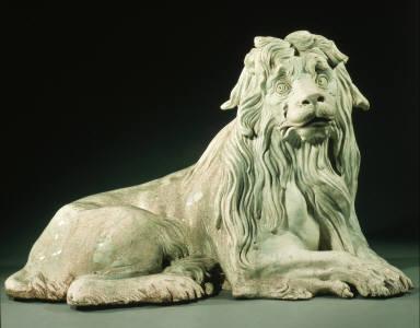 Figure of a Lion