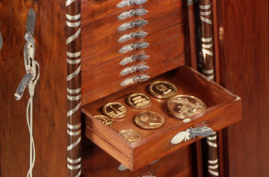 Coin Cabinet