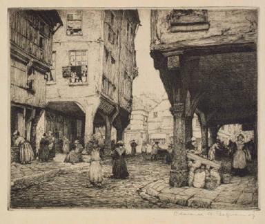 Rue des Cordeliers, Dinan