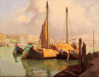 Customs Port, Venice