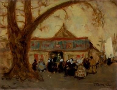 The Circus, Concarneau