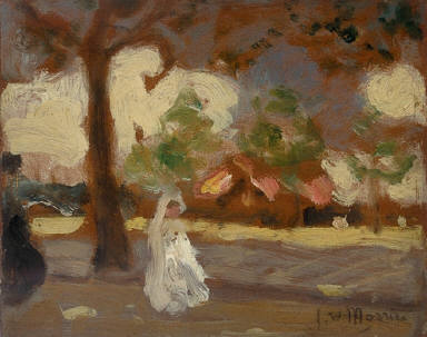 """Study for """"The Communicant"""""""