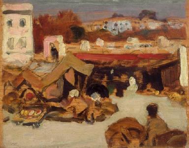 Arab Market, Tangiers