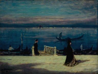 Nocturne, Venice