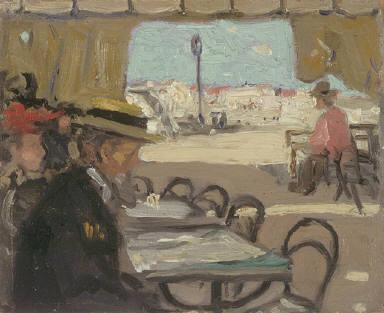 Café, Venice