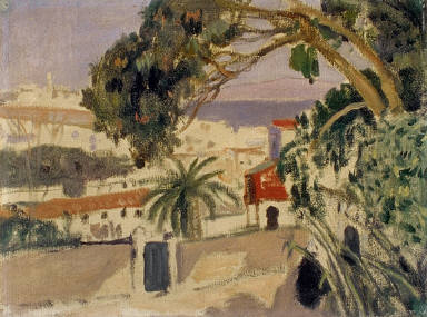 In Tangiers