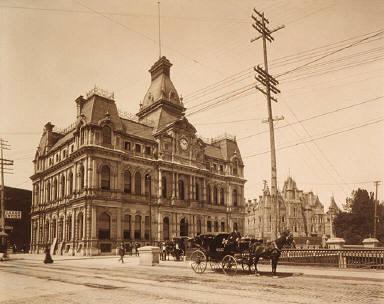 Post Office, Ottawa