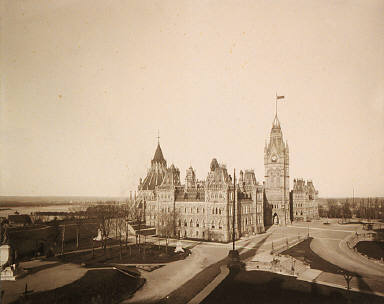 Parliament Building and Library