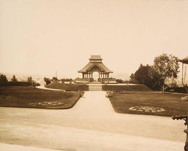 Pavilion on Parliament Hill