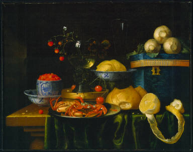 Still-life with Crabs