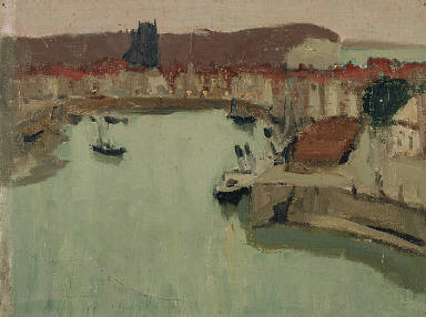Harbour, Dieppe (I)
