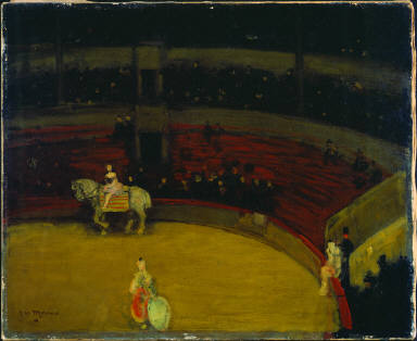 The Circus, Montmartre