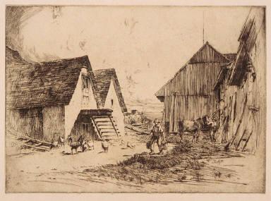 Old Farm, Sainte-Anne-de-Beaupré