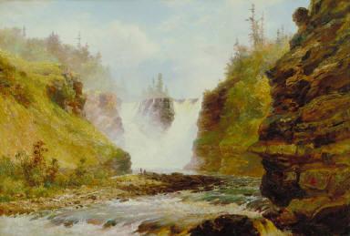 Kakabeka Falls, Kamanistiquia River