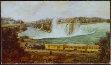 The Canada Southern Railway at Niagara