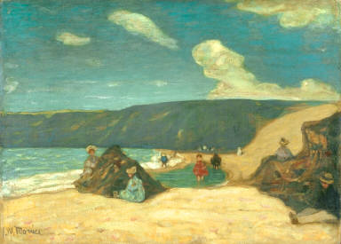 The Beach, Le Pouldu