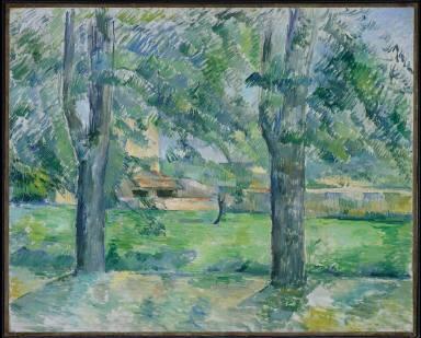 Meadow and Farm of Jas de Bouffan