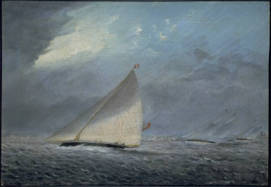 Yacht Race at Halifax