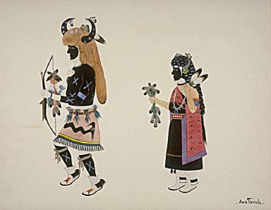 Buffalo Dancers