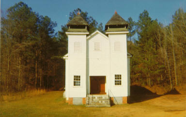 Church, Sprott, Alabama