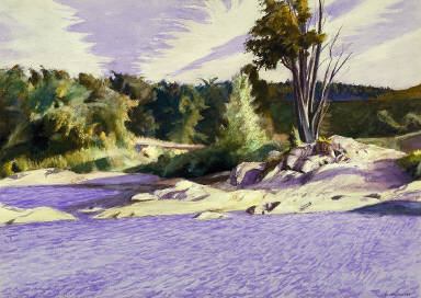White River at Sharon