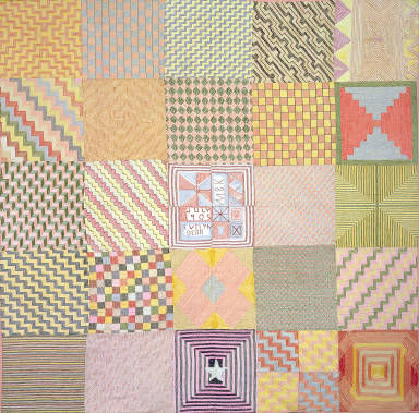 Sampler Block Quilt