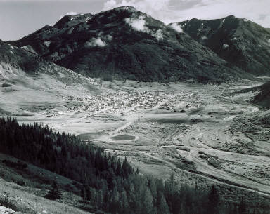 Silverton, Colorado, from the Water in the West Project