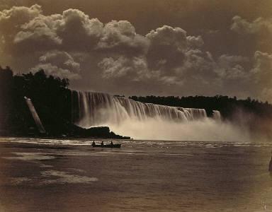 Niagara, with Boat