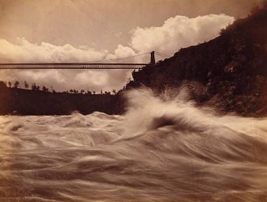 The Rapids, Below the Suspension Bridge