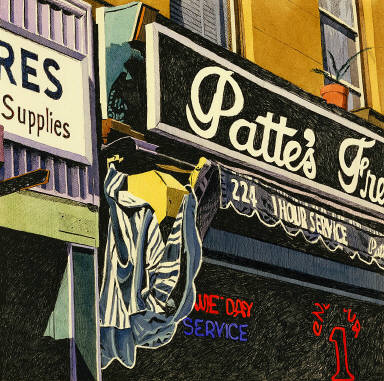 Patte's