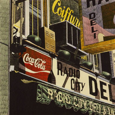 Radio City Deli