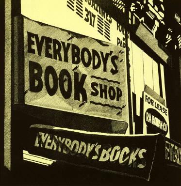 Everybody's Bookshop--Everybody's Books