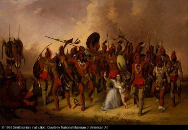 Osage Scalp Dance