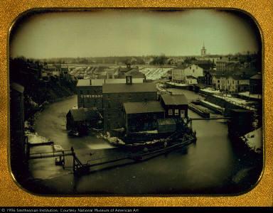Seneca Falls, New York (downstream)