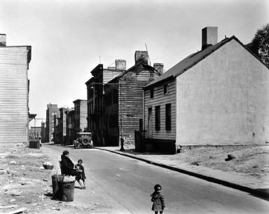 Talman Street, Between Jay and Bridge Streets, Brooklyn