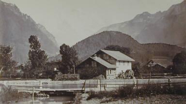 La Jungfrau et le petit Ruger