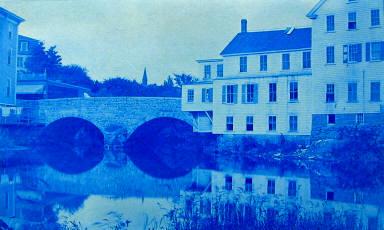 Choate Bridge, Ipswich, Massachusetts