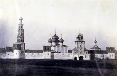 Novodeviche Monastery, Moscow