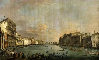 Regatta in Venice