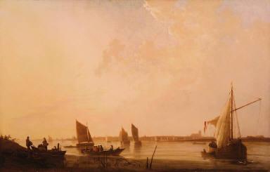 Dordrecht: Sunrise