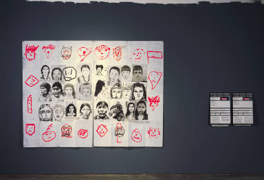 10th History of the Human Face (to Commission and to Collect)(Numbers 84a and 84b)