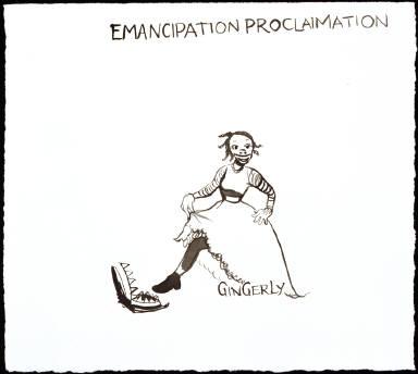Untitled (Emancipation Proclaimation)