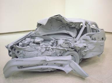 Unpainted Sculpture