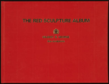 The Red Sculpture Album (Portfolio)