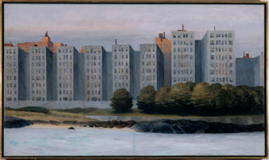 [(Apartment Houses, Harlem River), (Apartment Houses, East River)]