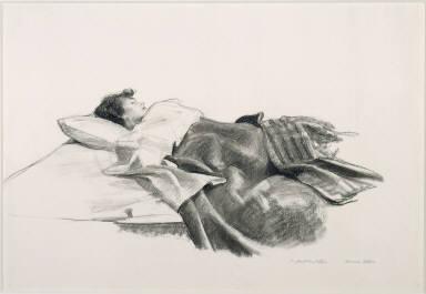 Jo Sleeping